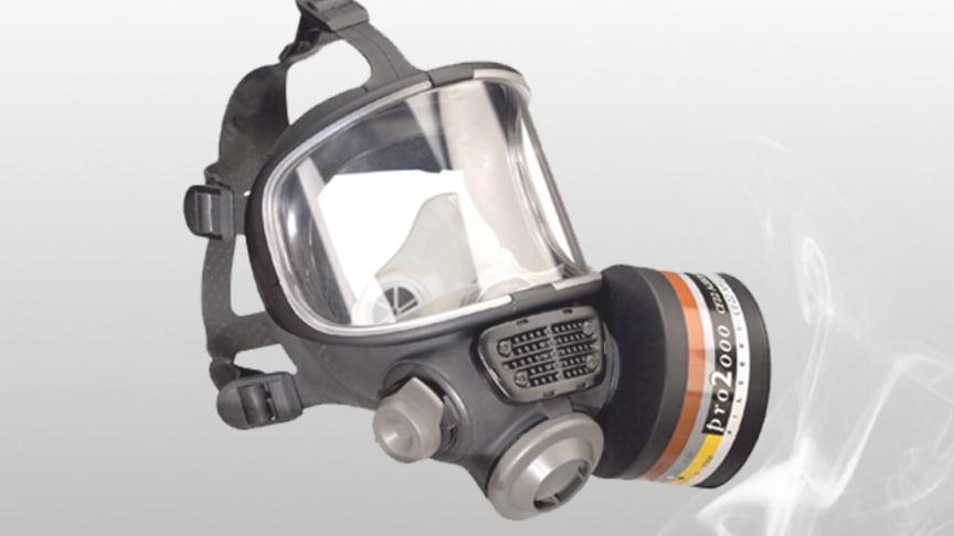 Helmask M98 är den mask som räddningstjänst, ambulans, polis och försvar bör använda.