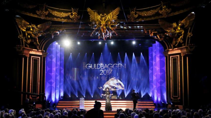 Den stjärnspäckade galan för Guldbaggen 2018 går av stapeln i Stockholm den 22 januari