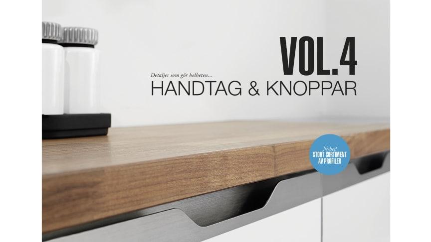 Ny katalog - Handtag & Knoppar Vol. 4