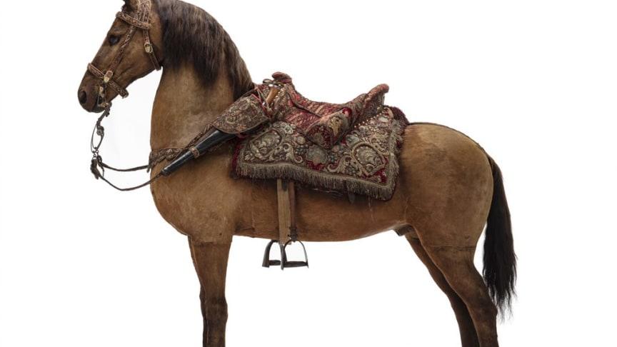 Streiff var den häst som Gustav II Adolf red vid Lützen 1632 och är ett av Livrustkammarens mest omtyckta föremål.