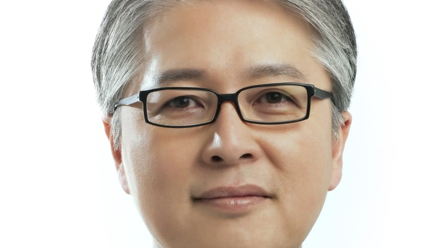 LGs nye CEO, Brian Kwon (56).