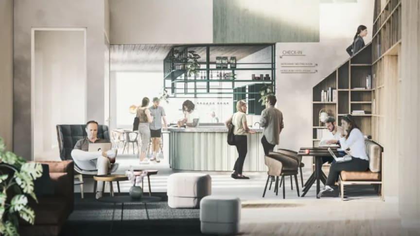 Strawberry Living växer med 132 nya lägenheter i Storstockholm