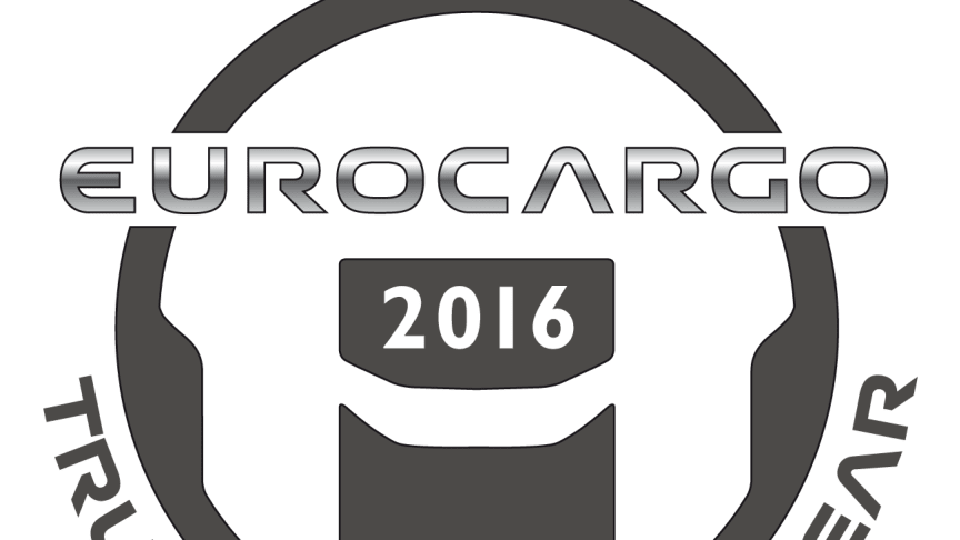 """Nya Eurocargo är utsedd till """"International Truck of the Year 2016"""""""