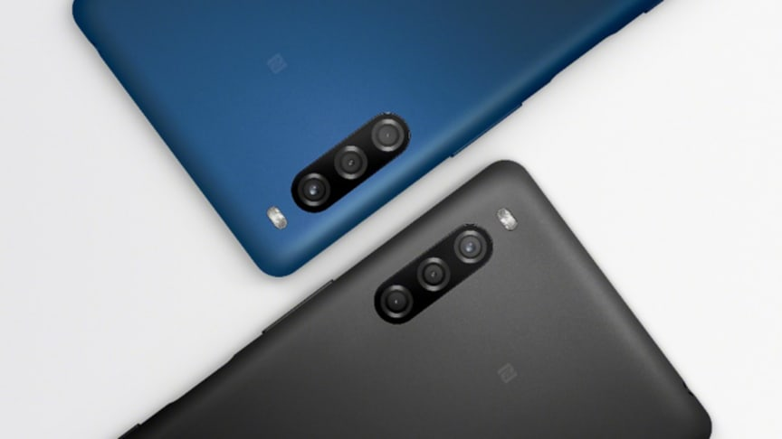 Nouveau smartphone entrée de gamme Xperia L4 L'expérience photo et vidéo 21:9ème de Sony dans un design épuré