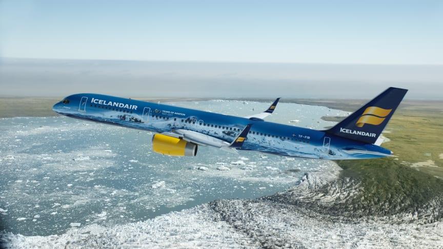Icelandair esittelee uuden hinnoittelumallin sekä matkustusluokan: Economy Light