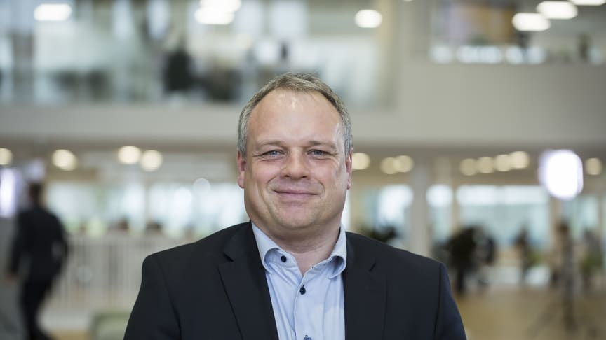 Thomas Andersen, Vice President i Schneider Electric