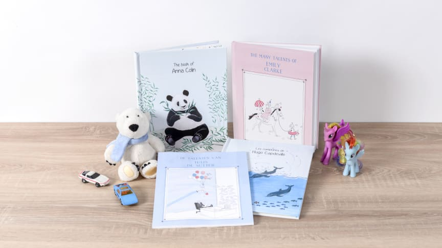 smartphoto lanserar ytterligare en personlig barnbok