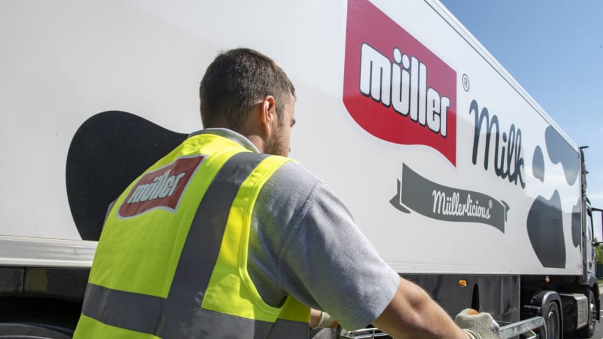 Müller confirms review to tackle growing milk surplus in Scotland