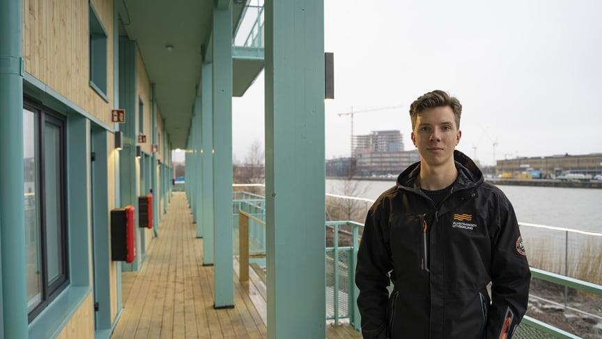 Stefan Pirhonen, projektledare Älvstranden Utveckling