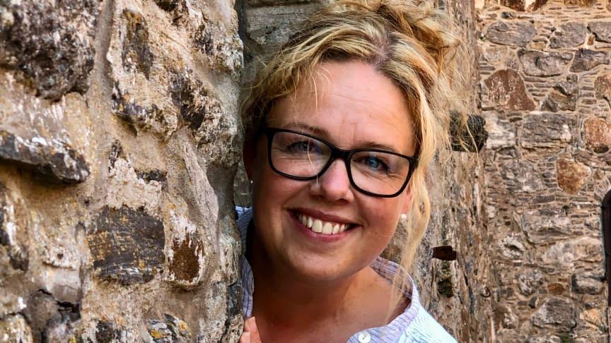 Linda Nydenmo en av innovatörerna på SmartaSaker