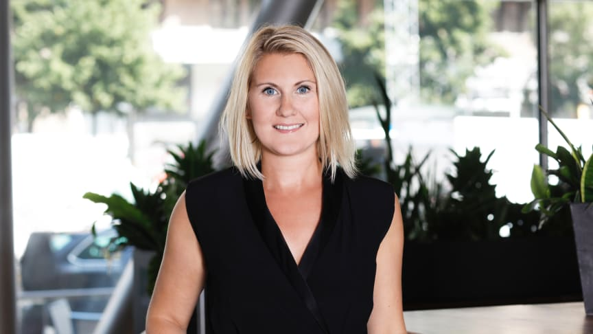 Ida-Maja Tejle, General Manager, Clarion Hotel Stockholm