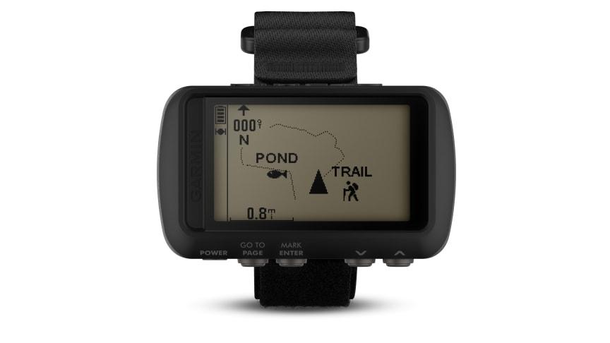 Une navigation précise – Foretex 601