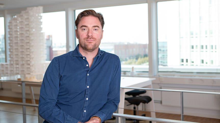 Carl Kylberg, Arkitekt SAR/MSA, Kontorschef Skåne