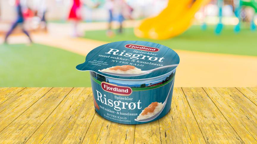 Mer grøt til folket! - Ny spiseklar satsning fra Fjordland