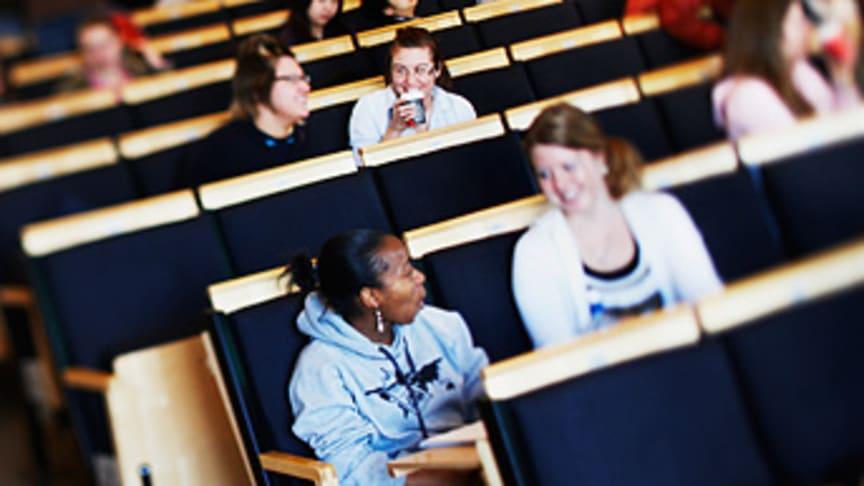 Utdelning av stipendier för studier utomlands