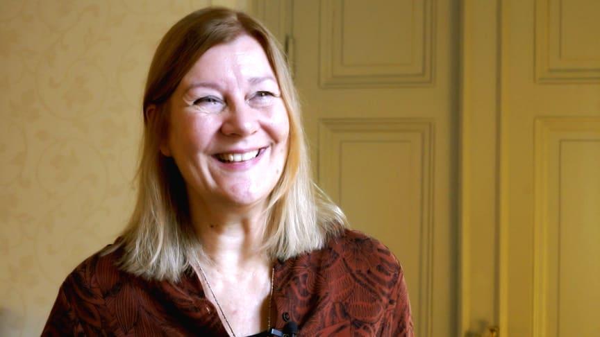 the ambassador for The Netherlands in Stockholm