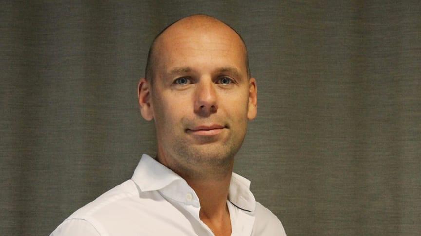 Max Johansson är ny affärsområdeschef för Processäkerhet på Kiwa Inspecta