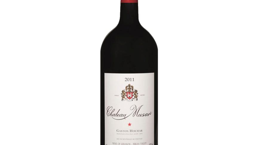 Chateau Musar Magnum 2011 lanseras i 36 butiker den 2 december!