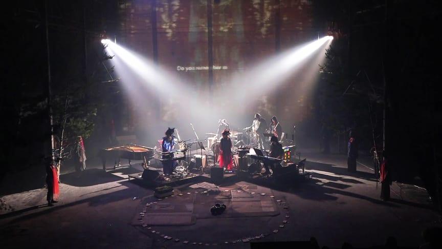 Prismatiska rytmer, råa syntar och jordiga improvisationer när Trespassing kommer til Gävle Konserthus i höst