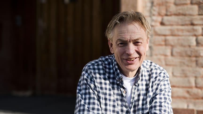 Per-Erik Nemby, rektor på Naturbruksprogrammet på Jämtlands Gymnasium Torsta. Foto: Robert Henriksson / Torsta