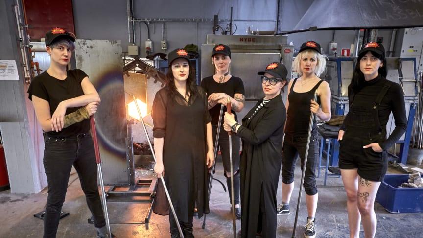 The Glass Factory- Glasmuseet i Boda: Boom 336