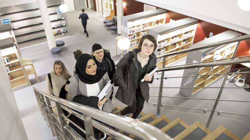 Flera nya utbildningar på Högskolan Väst