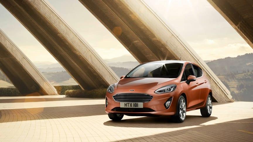 Nový Ford Fiesta – verze Titanium