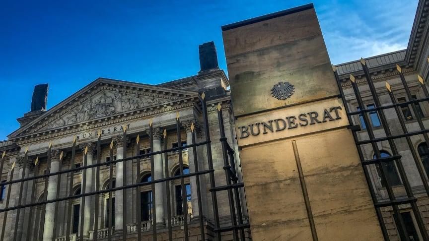 Symbolbild: Bundesratsgebäude