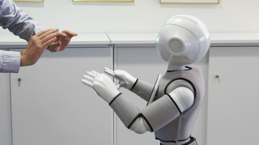 Människa-robot
