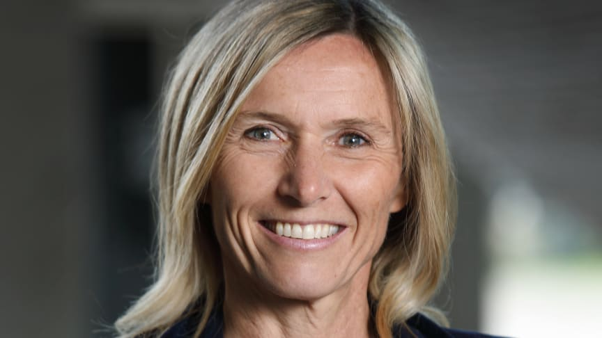 Prisca Collins dirige désormais les opérations de Garmin en Suisse.