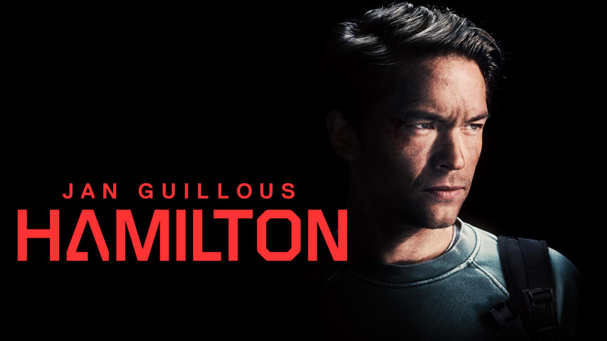 Jakob Oftebro spiller titelrollen i C Mores nye thrillerserie Hamilton