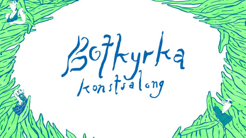 Konstsalong med Botkyrkakonstnärer på Subtopia