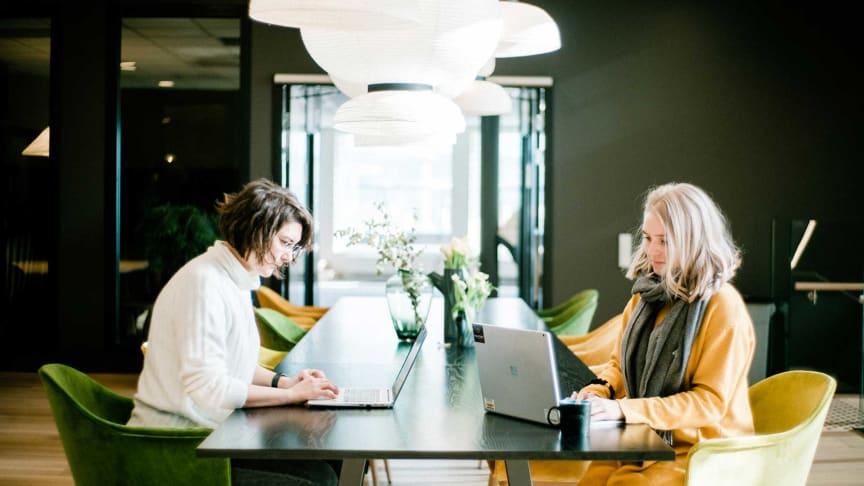 Nytt kontorbygg blant Europas fremste smartbygg