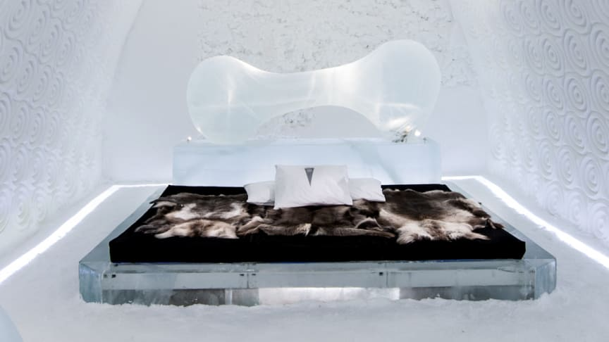 ICEHOTEL by Asaf Kliger