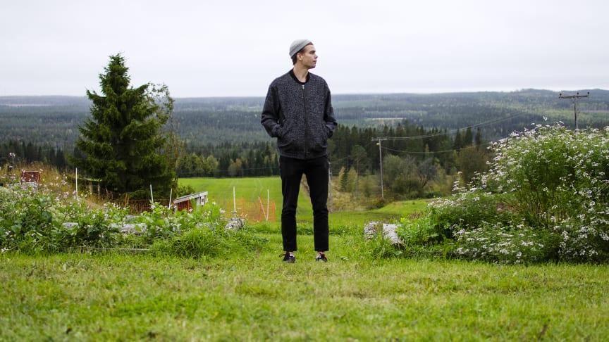 Johan Rudsby, Nästgårds Gårdsrestaurang. Foto: Robert Henriksson / Torsta AB