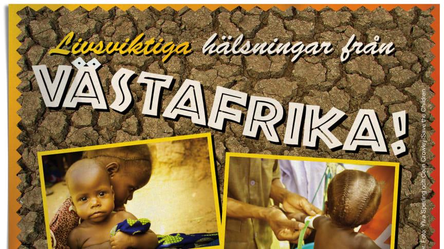 Hungersnöden i Västafrika eskalerar