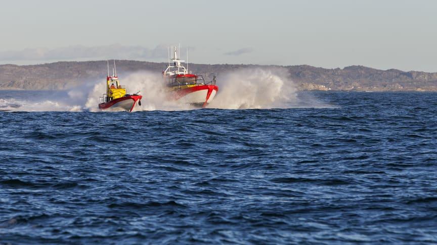 Sjöräddningssällskapet medverkar i 80 procent av all sjöräddning, utan en krona från staten.