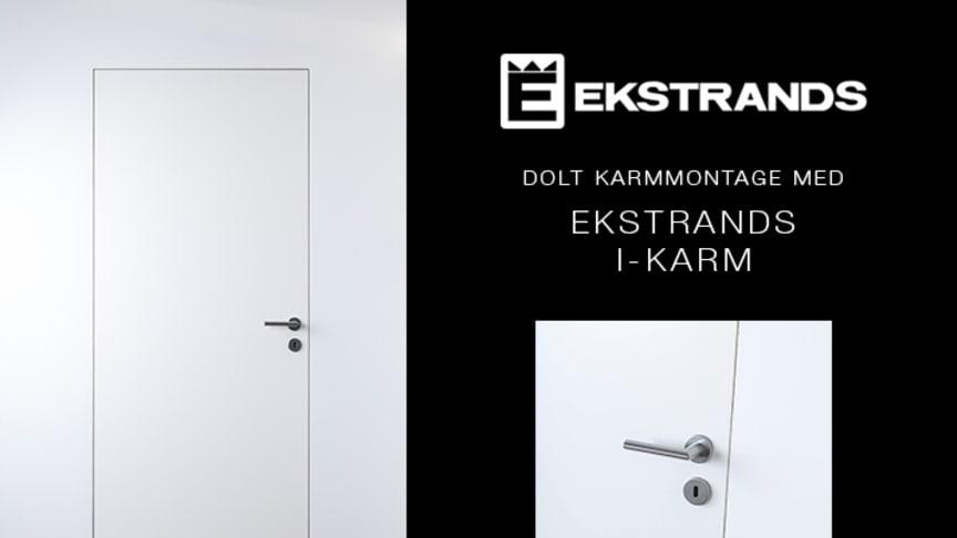 I-karm - dolt karmmontage