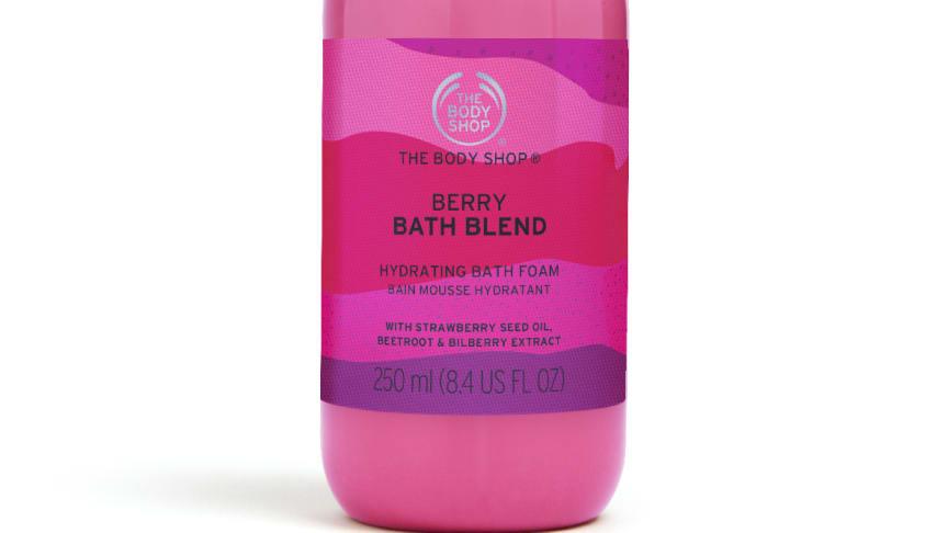 Berry Bath Blend