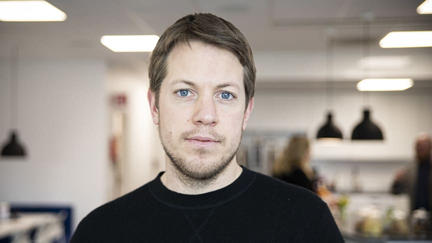 Martin Eriksson. Foto: AddMobile AB.