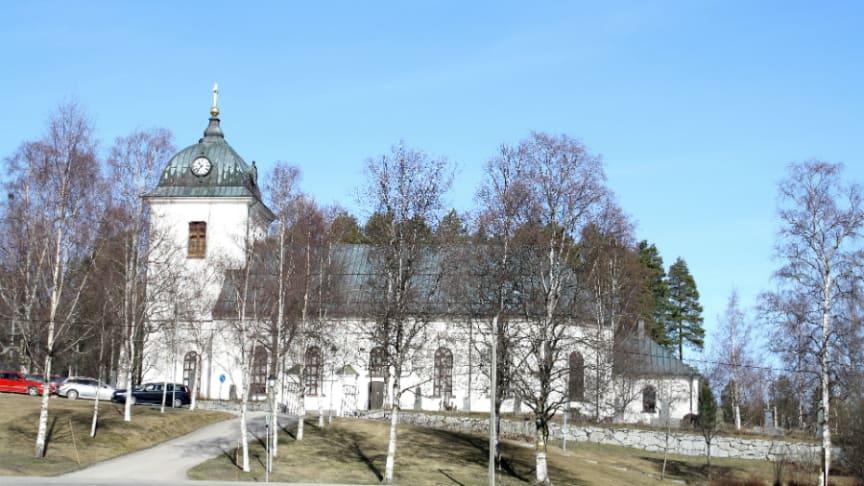 Selångers kyrka. Foto: Selångers församling