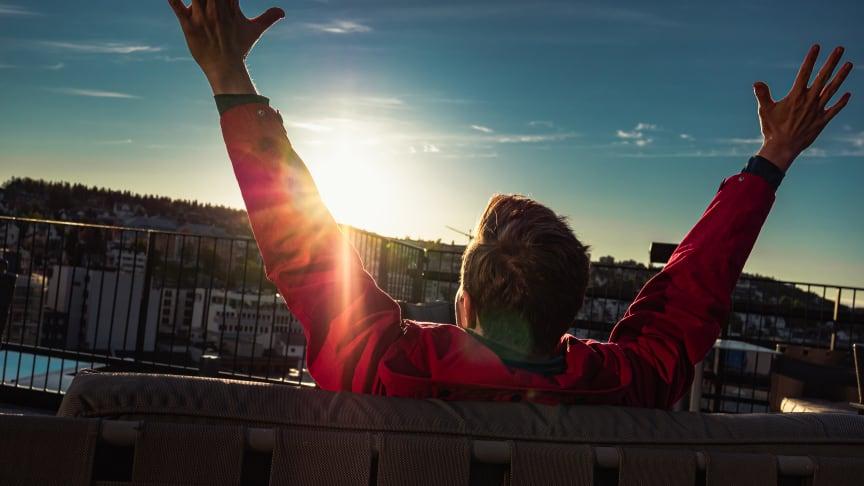 BO PÅ HOTELL HELE SOMMEREN: Nordic Choice Hotels tilbyr to unike sommermuligheter for gjester som vil reise i Norden.