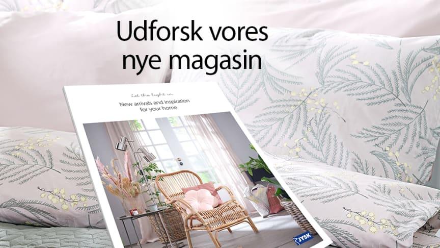 Udforsk vores nye magasin på JYSK.dk/renew.
