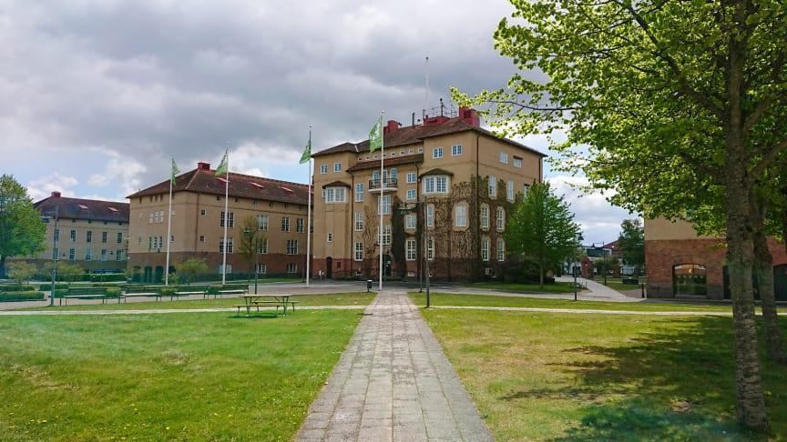 Högskolan Kristianstad campus