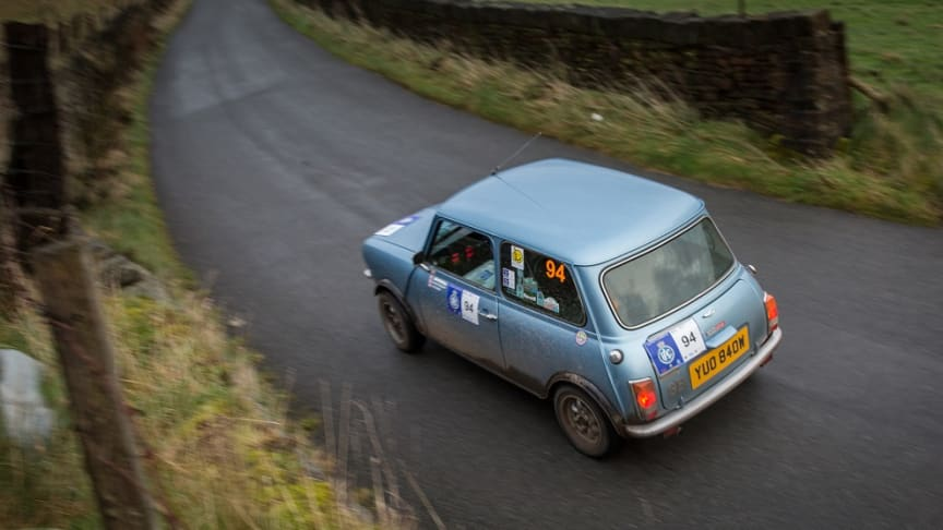RAC Rally of the Tests 2018 - Day 1