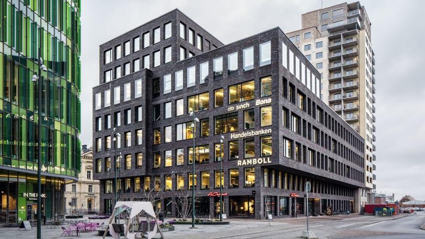 Foajén i Malmö. Foto: Felix Gerlach