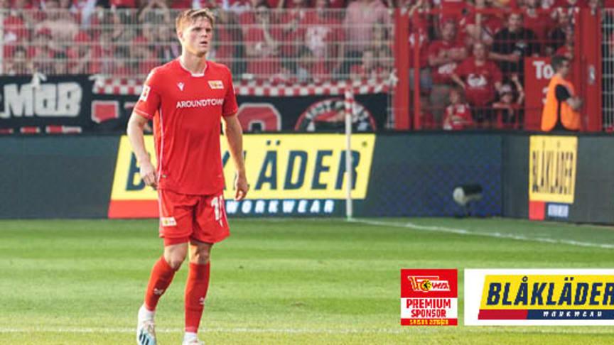 1. FC Union Berlin und Blåkläder