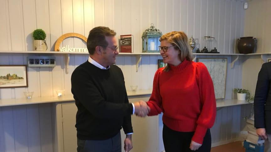 Riksbyggen/Bergs kommun