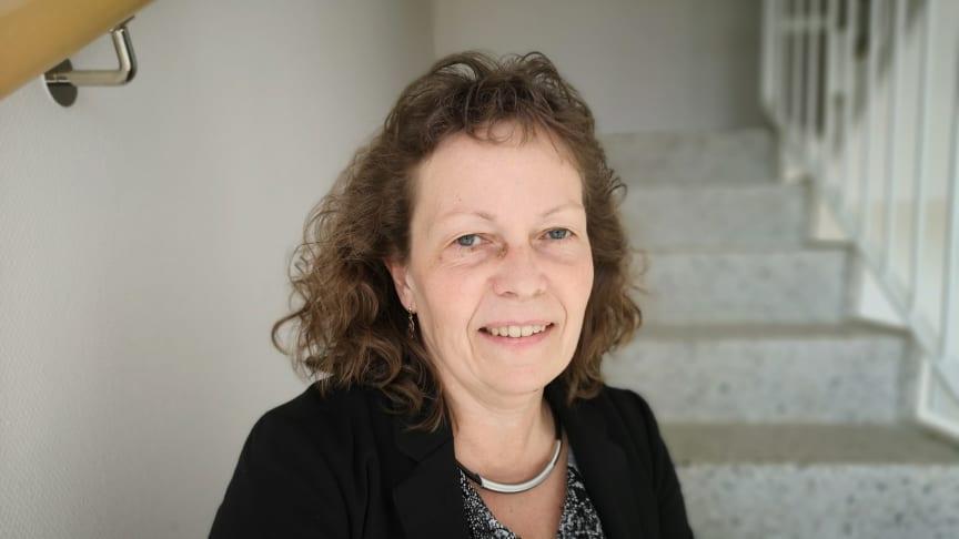 Catharina Gillsjö, lektor i omvårdnad