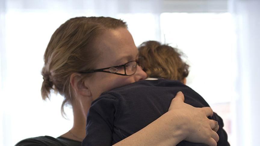 Forskning: mammor särskilt utsatta i familjer med barn som har funktionsnedsättning